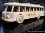 Bus Holz Geschenk für Fahrer
