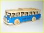 Spielzeug Bus blau