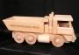 Holz LKW-Kipper Geschenke