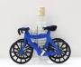Radfahrer Geschenke. Geburtstag Flaschen.