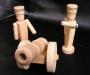 Holz-kinder-Soldaten-und-Kanone